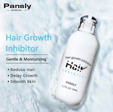 Pansly Inhibits Hair Growth Emulsion Whole Body Prevents Hair Growth Being Mild