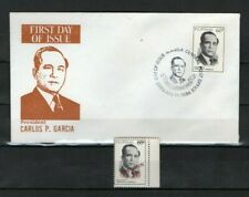 PHILIPPINES 1984 President Carlos P. Garcia (Definitive)  FDC Set