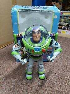 Buzz Lightyear original 1995 1st issue talking action figure  boxed toy story