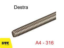 Completo Dadi M20 A4 MARINE INOX FILETTATO BARRA Rondelle-Rod piramidale 20 mm