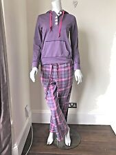 BODEN Washed Vintage Hoody UK Size 8/10 BRAND NEW Purple Hoodie