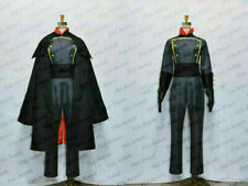 The Arcana (game) Julian Military Uniform Cosplay Costume Outfit Cloak Jacket