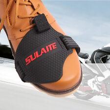 Neues AngebotMotorrad-Schutzhaube-Abdeckung Schutz-Gangschaltung Pad Schuh-Stiefelschutz √DE