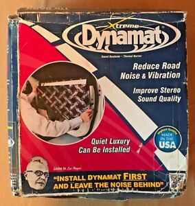 Xtreme Dynamat Sound Deadener Sheet About 7 FT