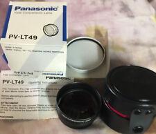 Panasonic Tele Conversion Lens PV-LT 49 - Never Used