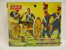 Airfix Waterloo French Artillery 52 piece Complete Set HO/OO scale #S37