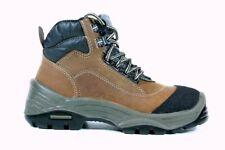 Lemaitre - Chaussures de Travail Sécurité S3 Ci Solano - Gr.39 Cuir Tmp Capuchon