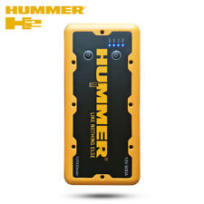 Hummer H2 Multifunctional Power Bank Jump Starter Cable LED Lights 12000mah 600A