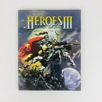 Heroes Might & Magic III Restoration Erathia Strategy Guide Book PC SHIPS FAST