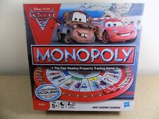 CLASSIC MONOPOLY CARS 2 GAME