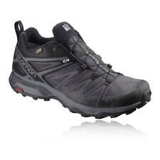 Calzado de hombre zapatillas fitness/running color principal negro de goma