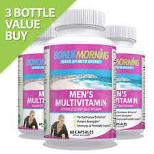 Men's Multivitamin Capsules - Performance Enhancer & Energizer
