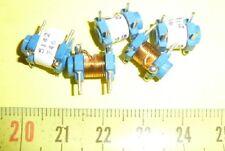 "5 x Miniatur HF Spule   "" Mod A5 ""; Neuware, NOS"