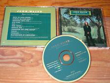 JOHN WAITE - FIGURE IN A LANDSCAPE / USA ADVANCE-ALBUM-CD 2001 (MINT-)