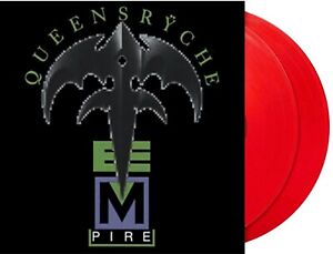 Queensryche-Empire(180 Gram Translucent (RED COLOR VINYL) SEALED