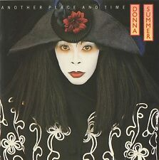 DONNA SUMMER - ANOTHER PLACE AND TIME - PWL - STOCK AITKEN WATERMAN - RARE CD