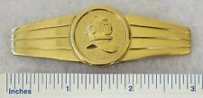 WEST GERMAN BUNDESWEHR NAVY SALVAGE DIVER BADGE Gold Class COLD WAR Vintage