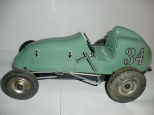Vintage Ohlsson & Rice Tether Car-Near Mint!