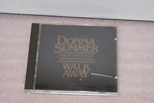 Donna Summer Walk Away Collectors Edition CD The Best of 1977 1980 West Germany
