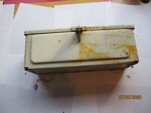 Ferguson TOOL BOX .
