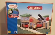 Thomas The Train/ Learning Curve Coal Station. 2005. Mint. Never opened!