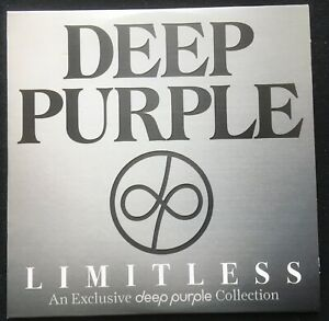 Deep Purple - LIMITLESS - 8 track Classic Rock presents CD