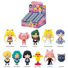 SAILOR MOON Series 2 3D Figural Keyring  Keychain Blind Bag Box Case Of 24