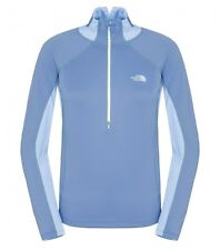 THE NORTH FACE femmes Momentum THERMIQUE 1/2 ZIP L/S polaire