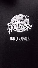 Da UOMO PLANET HOLLYWOOD Indianapolis Varsity lana/pelle baseball giacca M