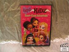 Bratz Kidz Sleep-Over Adventure (DVD, 2007)