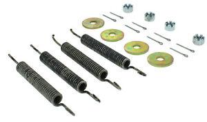 Drum Brake Hardware Kit Front Centric 118.75002