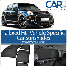 BMW Mini 5dr 14> F55 CAR WINDOW SUN SHADE BABY SEAT CHILD BOOSTER BLIND UV