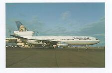 Mc Donnell Douglas DC-10-30 Continental Airlines N68060 C/n 47850 (pochette 6)
