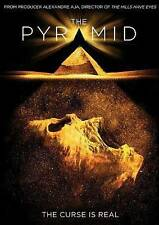 The Pyramid (DVD, 2015) NM The Curse Is Real Denis O'Hare Ashley Grace