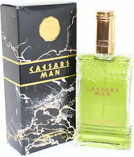 Caesars Man by Caesars World 125 ml / 4oz Legendary Cologne Spray New in Box