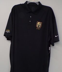 Nike Golf Vegas Golden Knights NHL Embroidered Mens Polo XS-4XL, LT-4XLT NWT