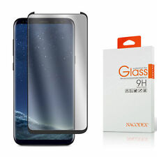 CASE FRIENDLY 3D Full Cover Glass Screen Protector For Samsung Galaxy S8 Plus