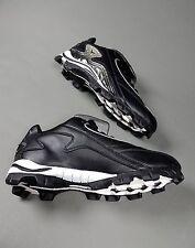 VKM Viper Senior Men's Baseball/Softball Cleats Black (NEW) Retails For: $39.99