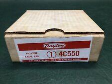 Dayton Axial Fan 110 Cfm Model 4c550 115v Nib