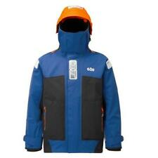Gill Men's Race Ocean Sailing Waterproof Jacket Coat Blue/Graphite RS21 RRP £550