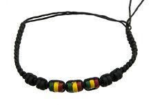 Bracelet bresilien cheville amitie rasta jamaique-BB461-FS5A