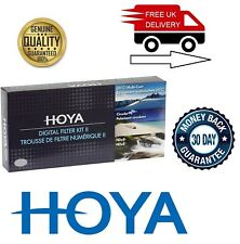 Hoya 77mm Digital Filter Kit II HK-DG77-II (UK Stock)