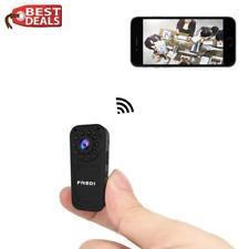 Hd Mini Camera Wireless Small Portable Hidden Wifi 1080P Spy Video Recorder New