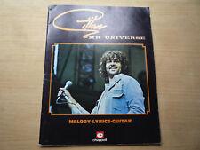 Gillan Mr Universe Melody Lyrics Guitar 1980