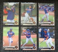 2021 TOPPS NOW ROAD TO OPENING DAY NEW YORK METS 15-CARD TEAM SET(READY TO SHIP)