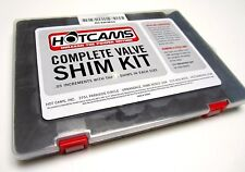 HotCams Hot Cams Valve Shim Kit 9.48mm Shims CRF KXF YZF RMZ WR 450 KLX HCSHIM02