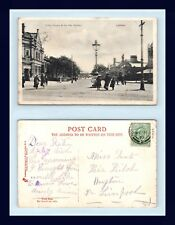Uk Lancashire Lytham Clifton Square Posted 1910 To Miss Fair Huyton, Merseyside