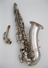 Vintage 1935 Martin Handcraft Alto Saxophone Excellent Condition