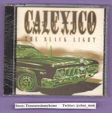 Calexico The Black Light Music CD 1998 Quarterstick QS52CD 1st US Pressing New