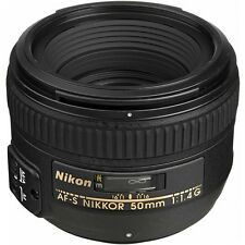 Nikon Kamera Standardobjektiv